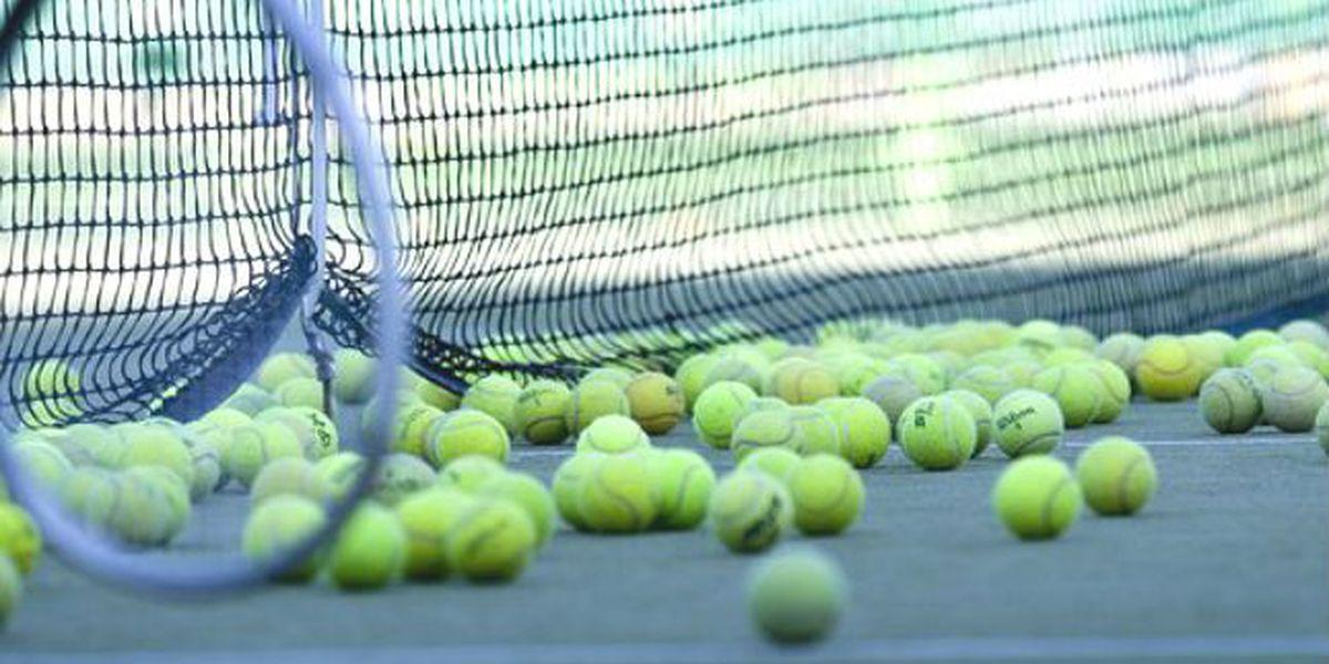 State tennis tournament gets underway in Wilmington