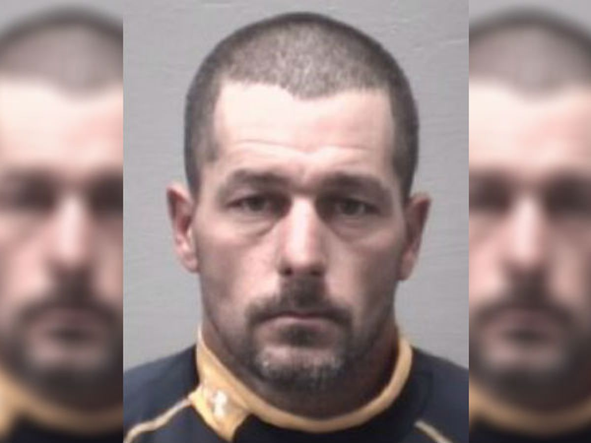 Man wanted for sex crimes in Alamance Co. arrested in New Hanover County