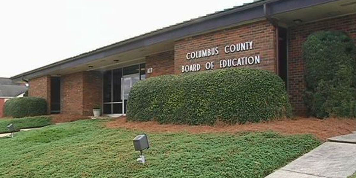 Columbus County Schools switch to online learning in January