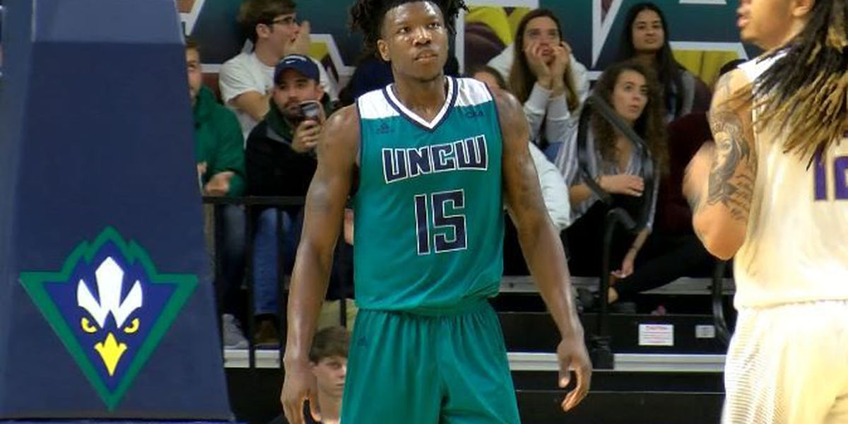 UNCW's Cacok named to All-CAA first team