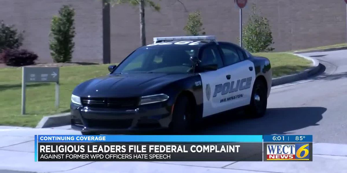 Federal complaint filed against WPD officers