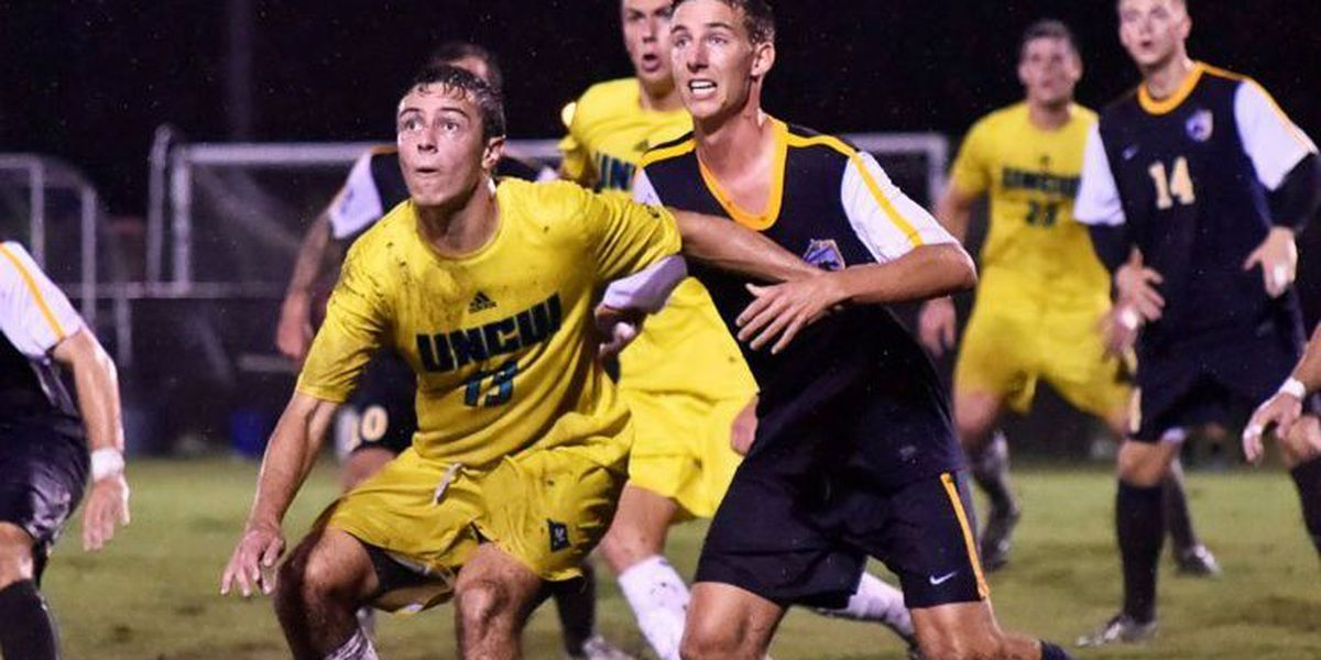 UNCW-Elon men's soccer game moved back to UNCW