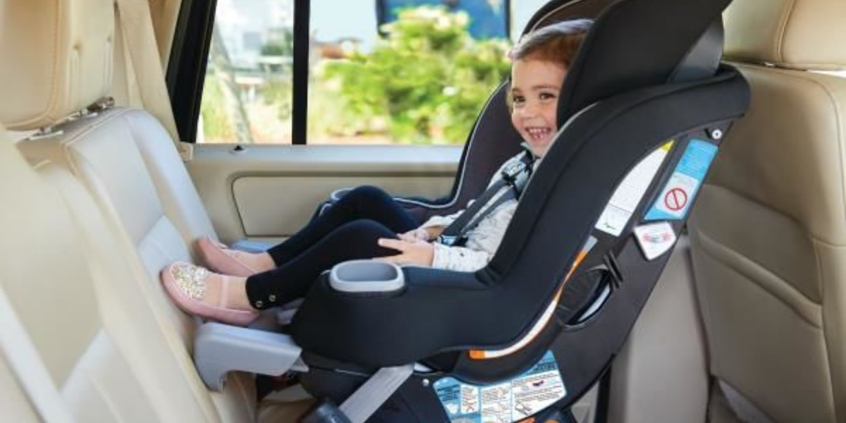 Kids car seat take back