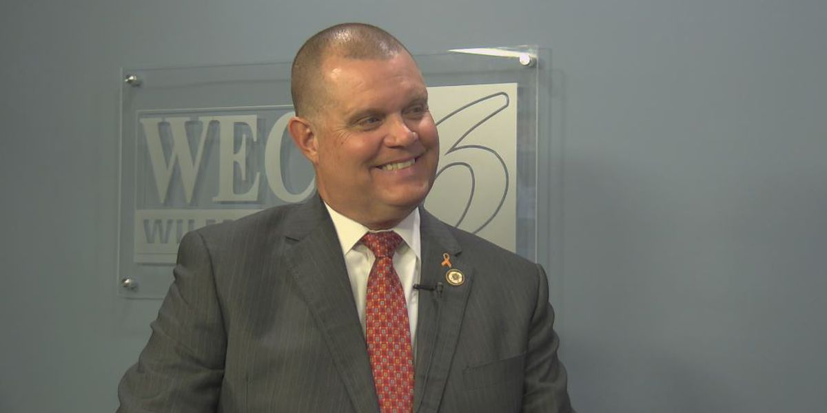 Meet Charlie Miller, a candidate in the republican primary for the 19th District seat in the NC House of Representatives