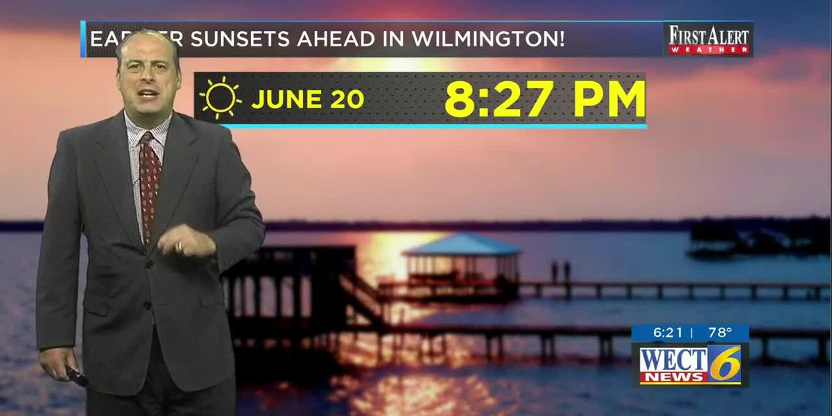 Your First Alert Forecast for Saturday evening Jun. 20, 2020