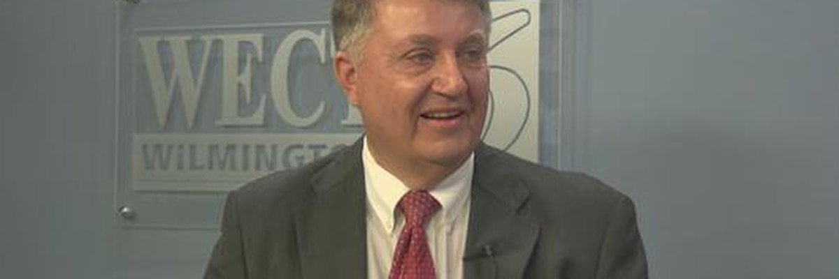 John Lyon, republican candidate for New Hanover County Commissioner