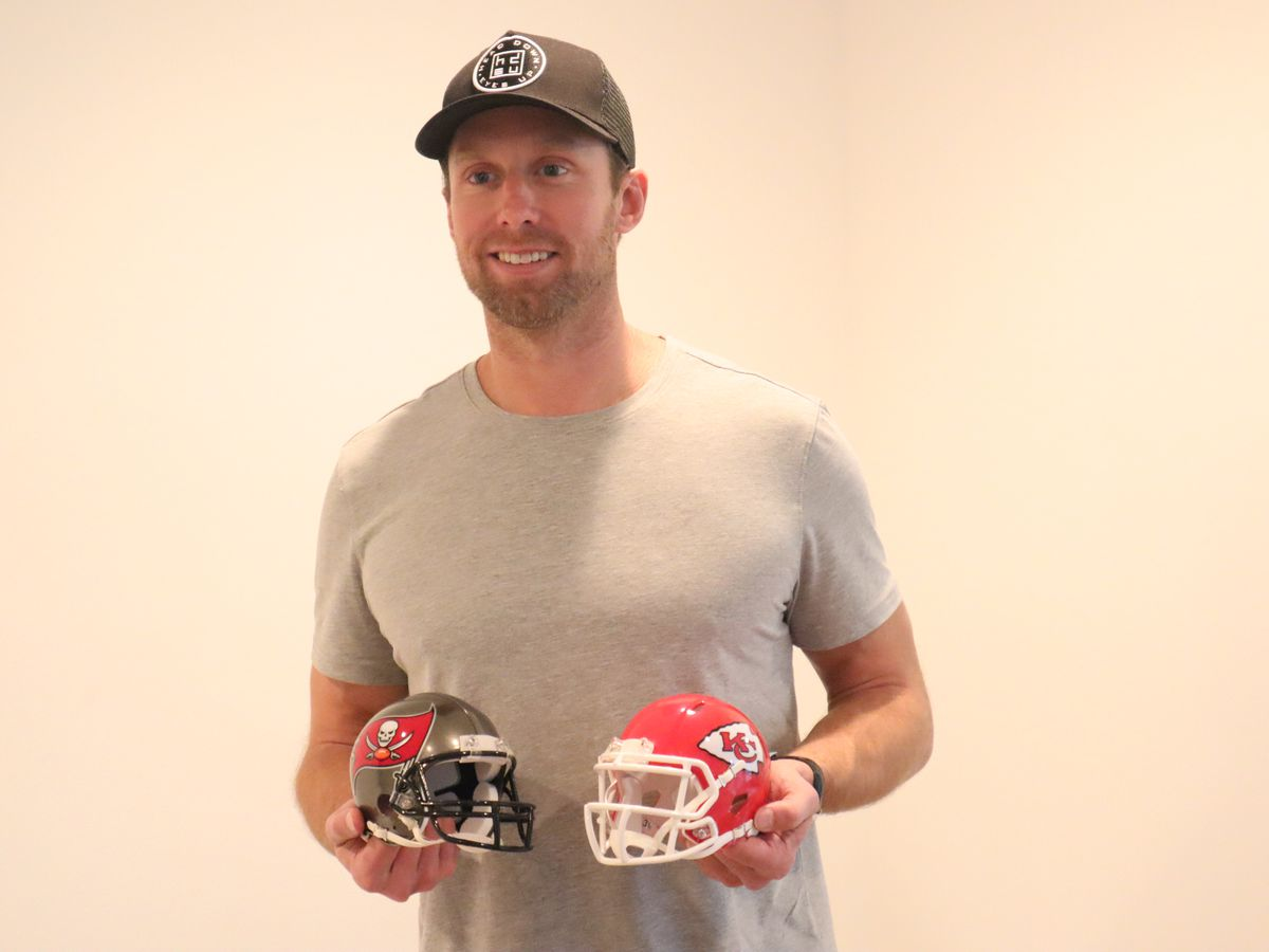 Connor Barth has rooting interest in both teams playing in Super Bowl 55