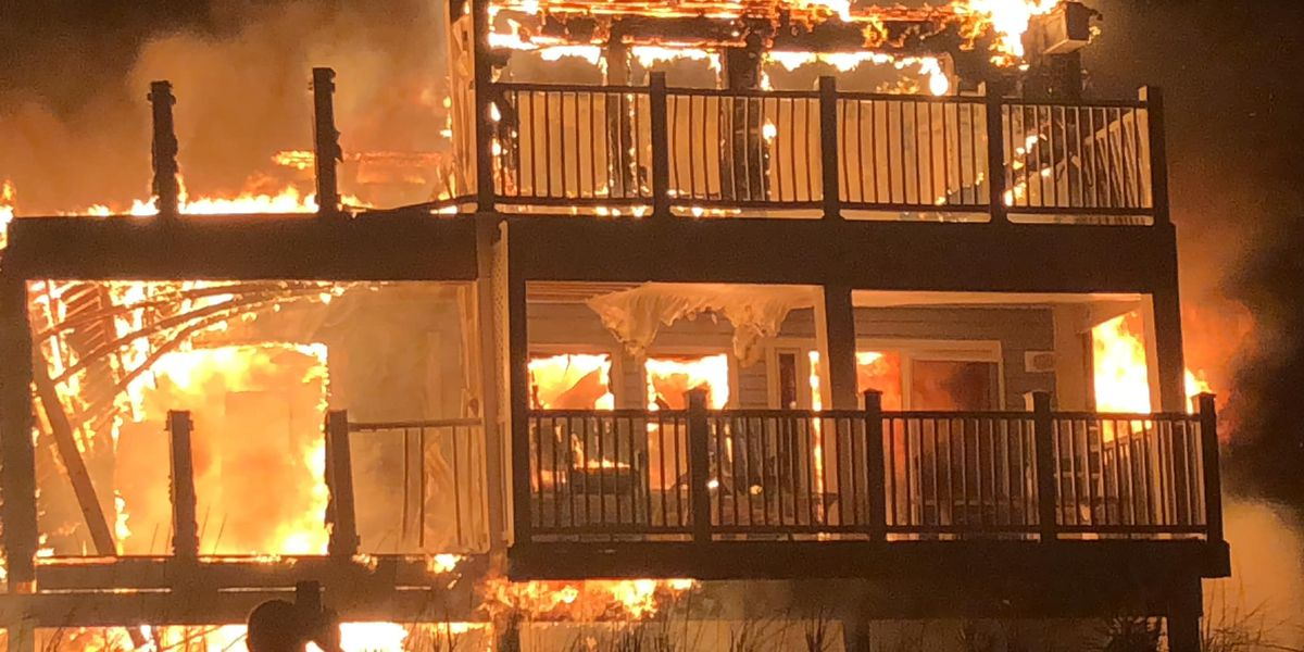 Fire at Ocean Crest Motel ruled accidental