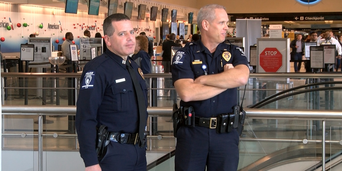Police warn against making threats out of frustration with travel wait times at CLT Airport