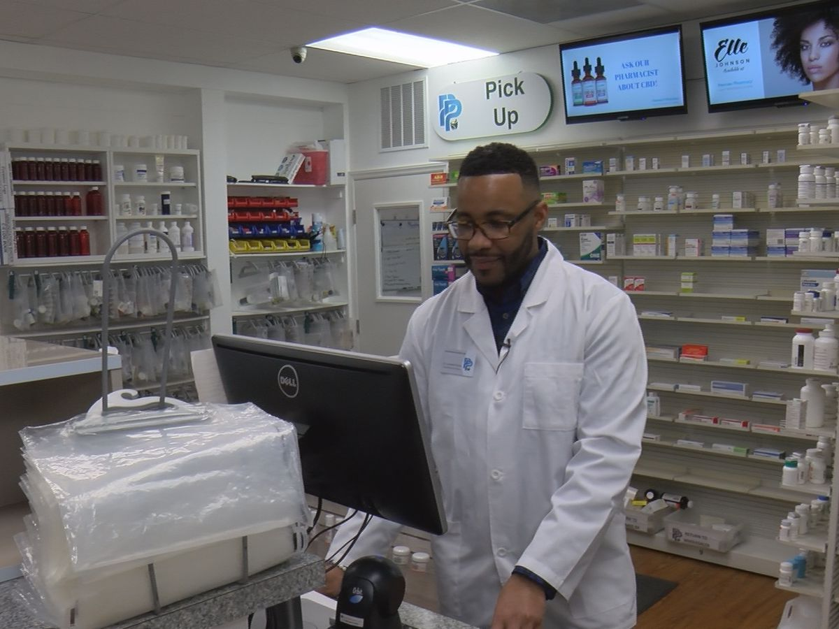 Charlotte pharmacist says demand for masks has been high amid coronavirus outbreak