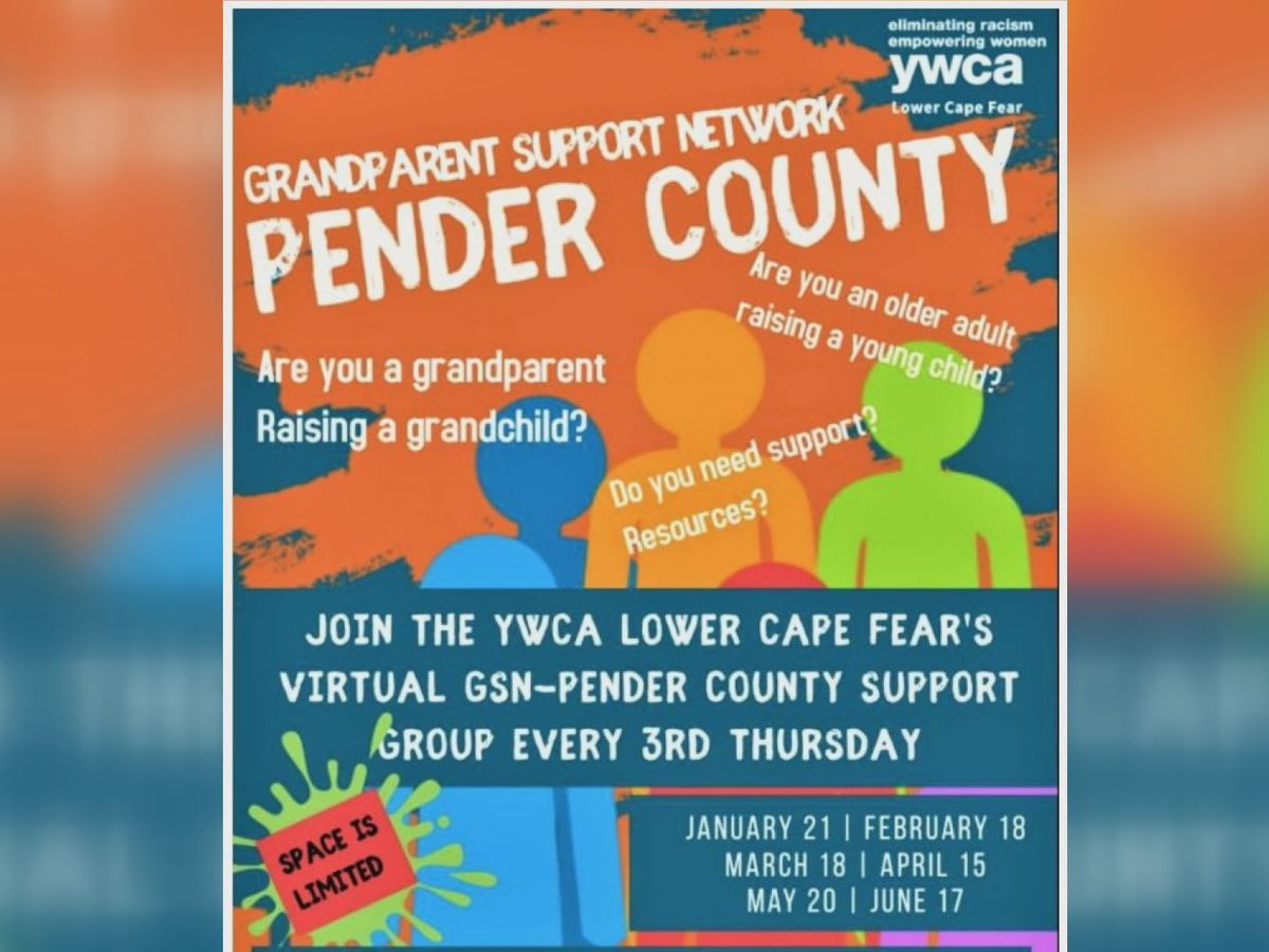 Grandparent Support Network expands into Pender County