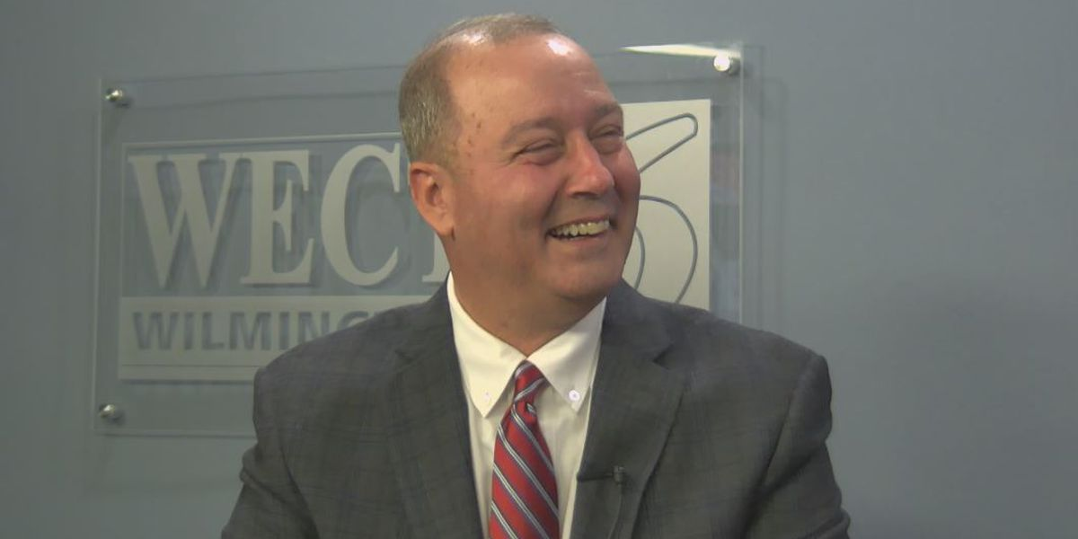 Meet Joe Irrera, a candidate in the republican primary for a seat on the New Hanover County Board of Commissioners.