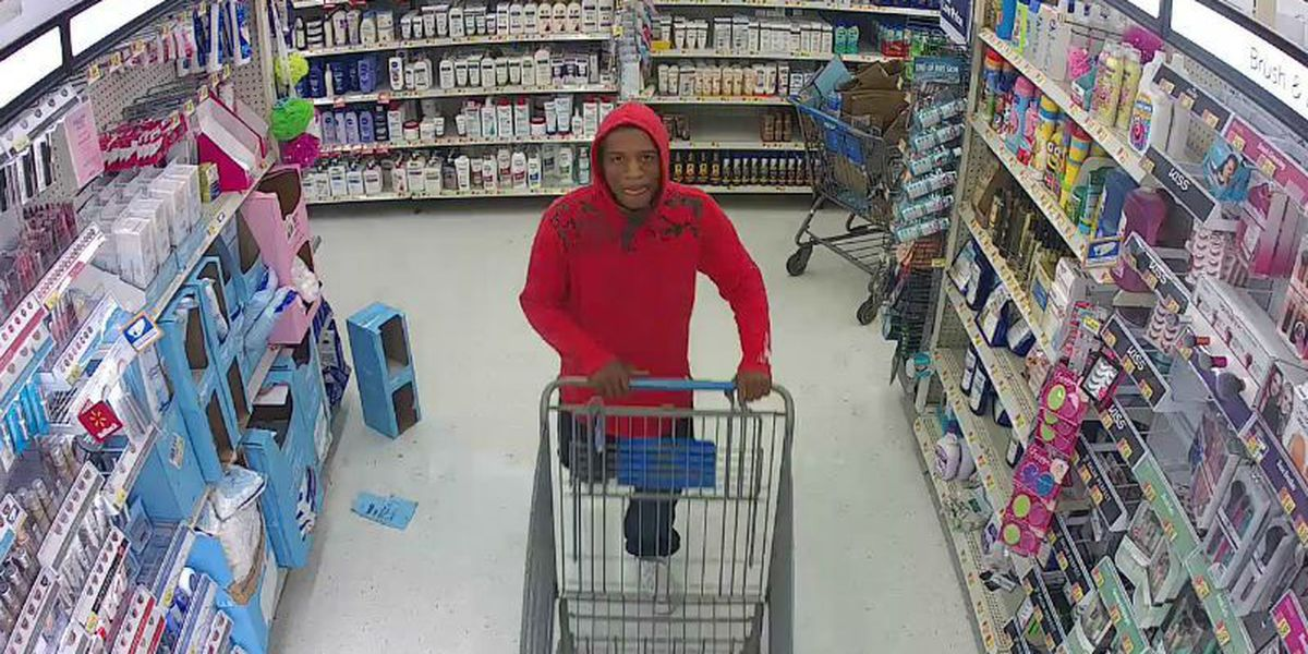 Sheriff's office trying to identify suspects in Walmart thefts