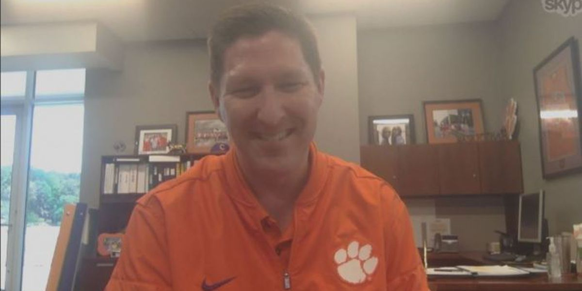 "Brad Brownell: Clemson Head Coach remembers the UNCW days (""1on1 with Jon Evans"" podcast)"