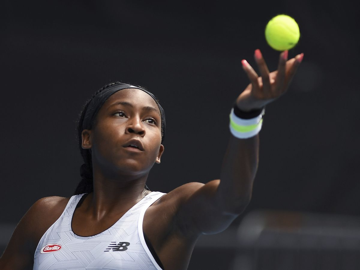 Coco Gauff's Grand Slam run ends against Kenin in 4th round of Australian Open