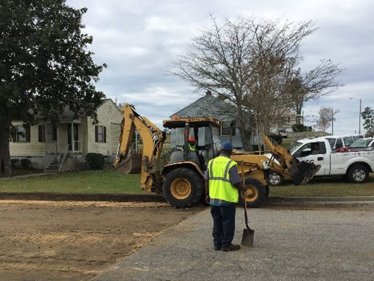 Greenfield Street repaving project completed