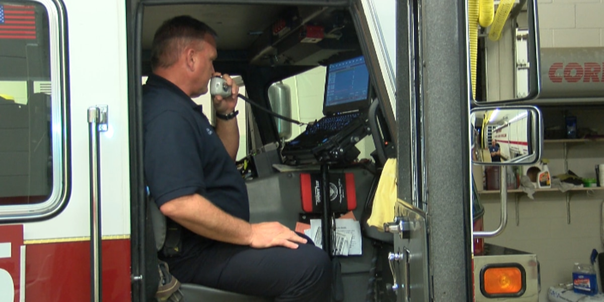 Wilmington Fire Department captain makes last call on New Year's Day