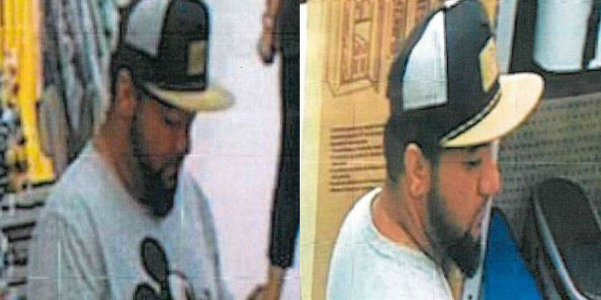 Whiteville police trying to ID 'person of interest'