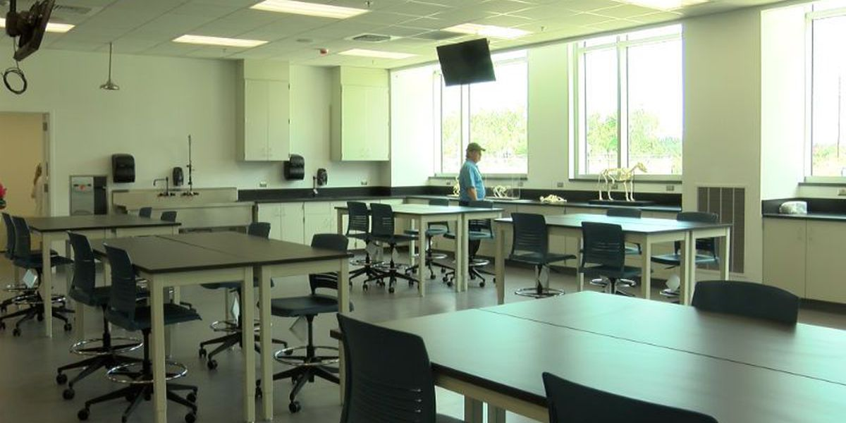CFCC North Campus opens new facilities