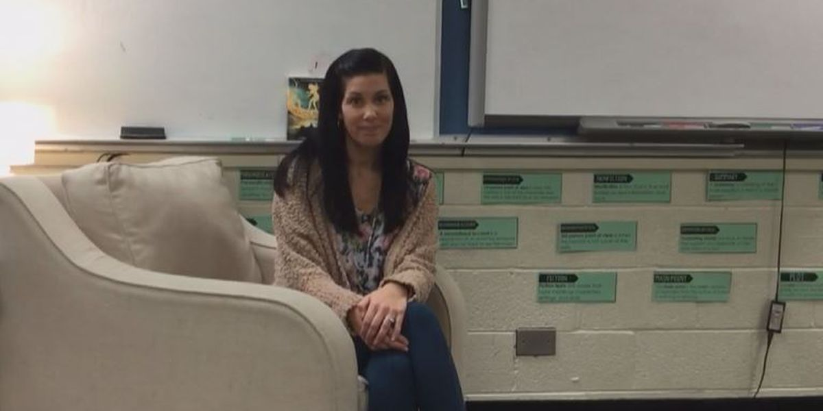 COMMUNITY CLASSROOM: Teacher wants comfy seats for her classroom