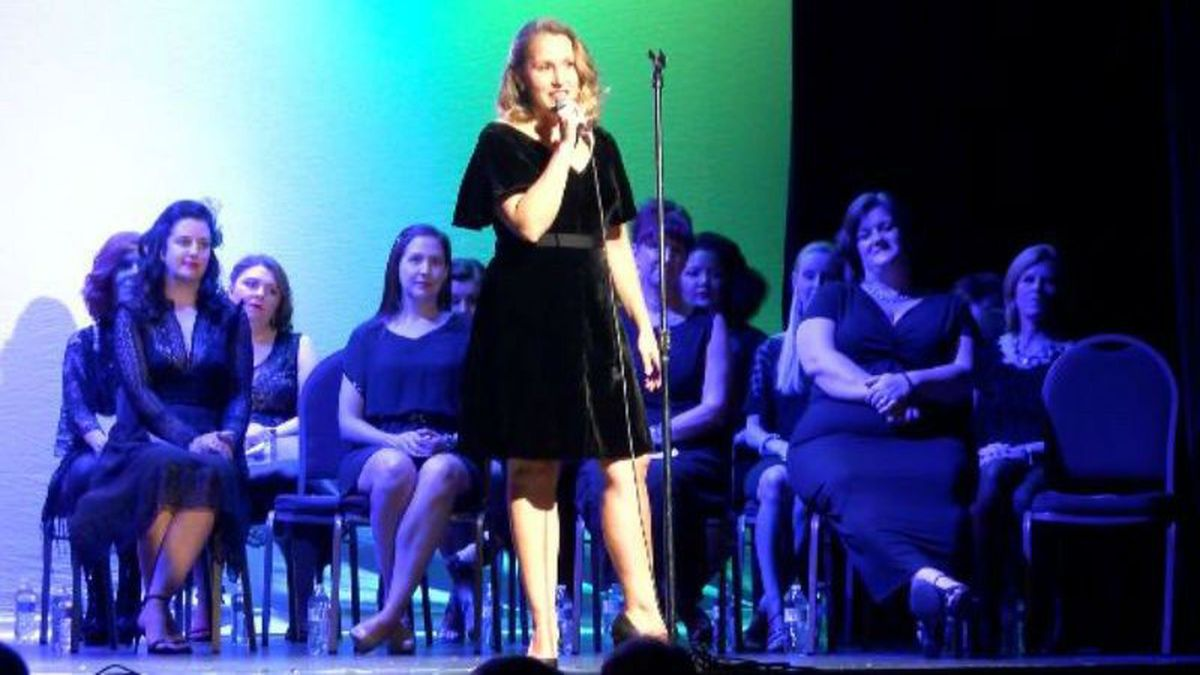Divine Divas take the stage for special two-night concert that benefits She Rocks, TACT