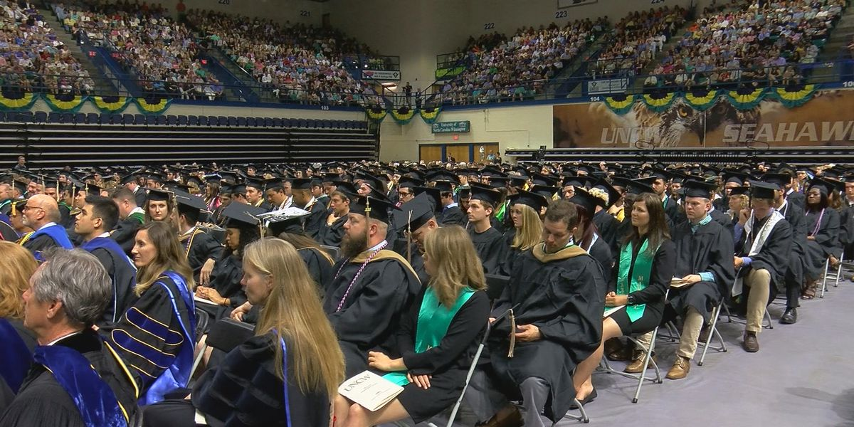 Brunswick County high school graduations moving to UNCW next year