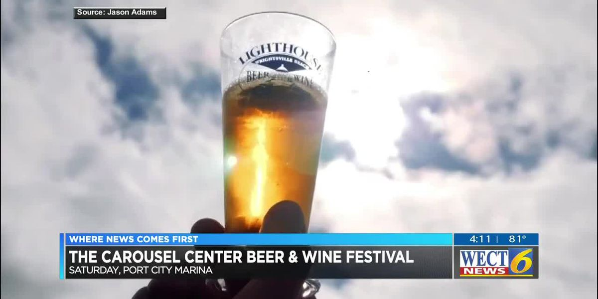 The Carousel Center Beer & Wine Festival makes changes to accommodate larger crowd
