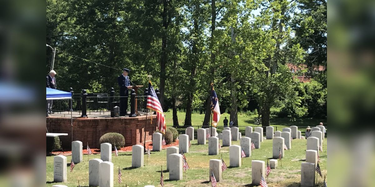 Memorial Day ceremonies take place across Southeastern NC