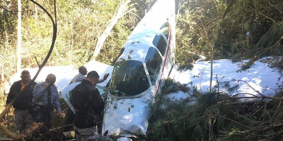 Pilot killed in Columbus County plane crash