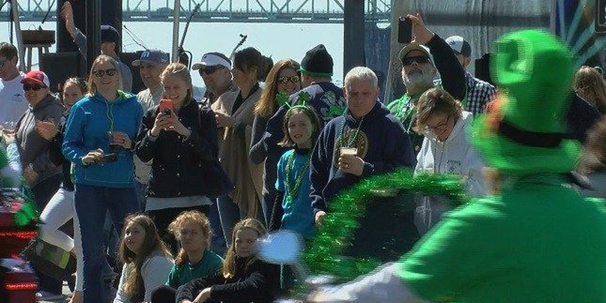 What you need to know about this weekend's St. Patrick's Day Parade