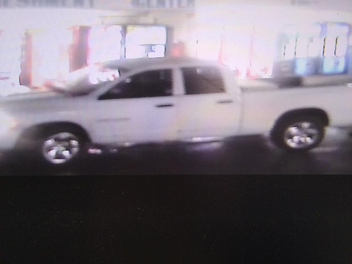 Shallotte Police Department searching for suspect in dirt bike larceny
