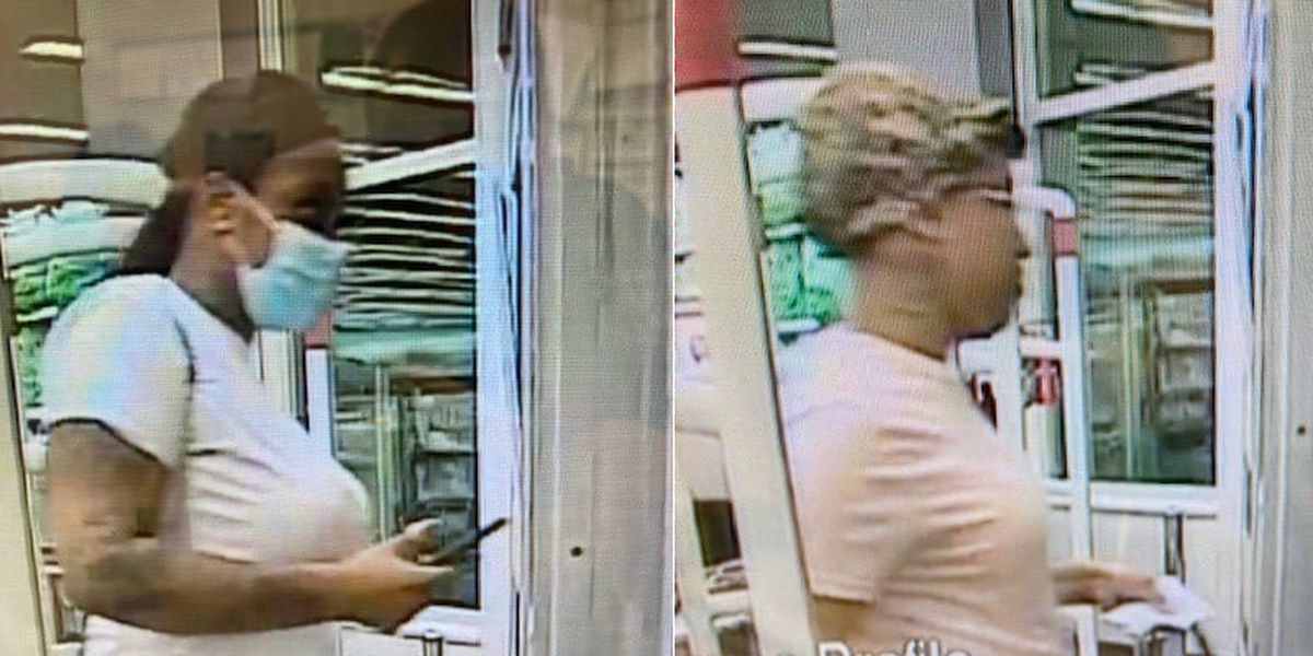 LOOK FAMILIAR? Leland police need help identifying suspects in gift card fraud case