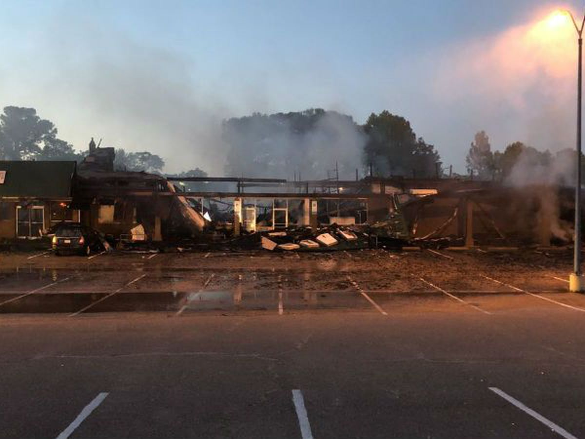 One year later, still no plans to redevelop Village Plaza Shopping Center after massive fire