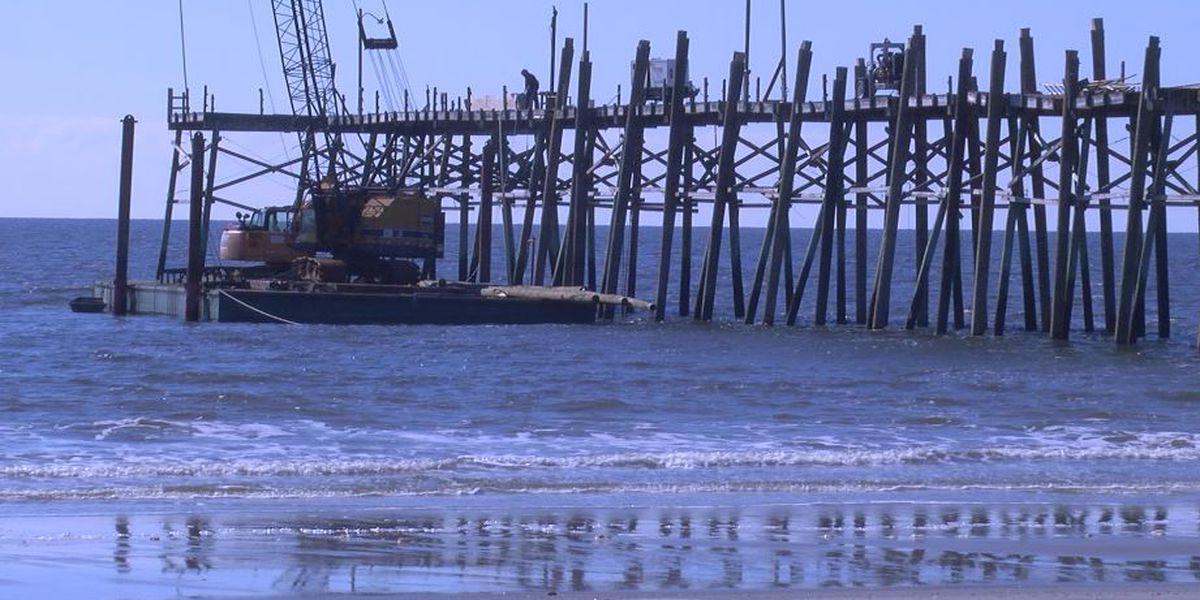 Town of Oak Island seeking someone to run new pier complex