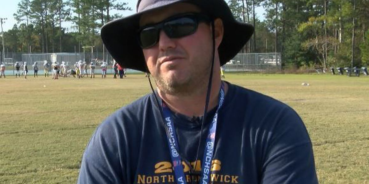 Larry Brock stepping down as North Brunswick head football coach