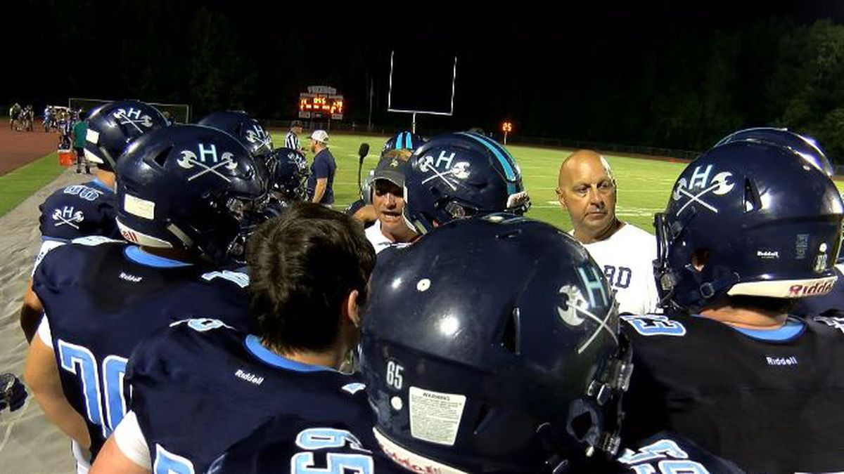 Unbeaten Hoggard advances in 4-AA football playoffs because of opponent's COVID-19 protocols