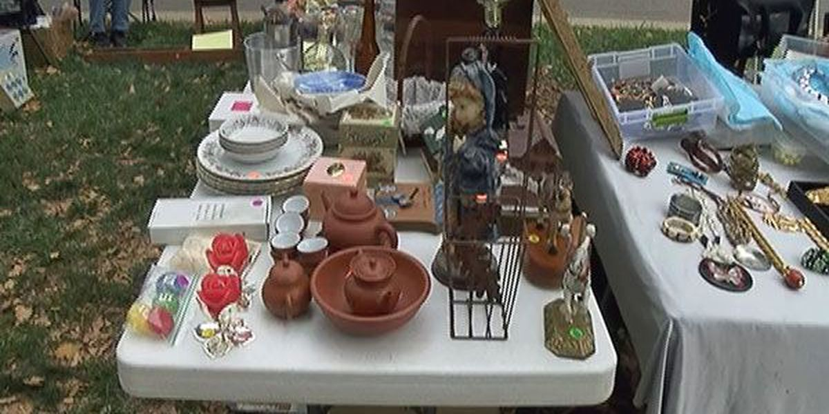 Yard Sales for February 23