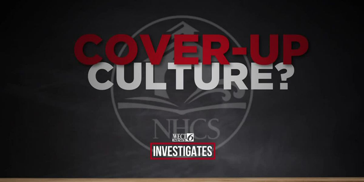 WECT Investigates: Cover-Up Culture? (Part 1)