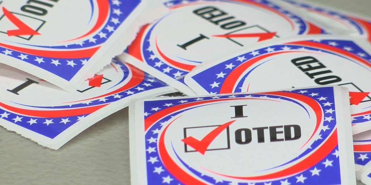 Early voting begins Wednesday