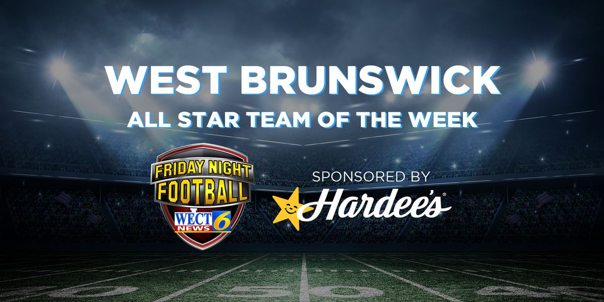 West Brunswick named WECT All Star Team of the week