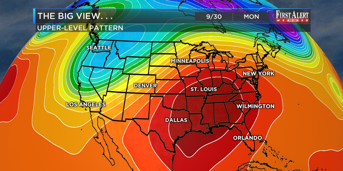 First Alert Forecast: summer weather stays very strong until this weekend