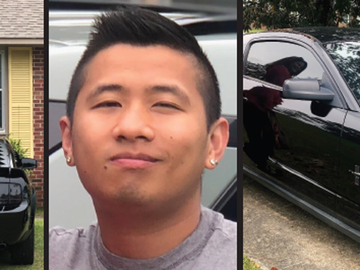 Sumter Police searching for missing active-duty Airman