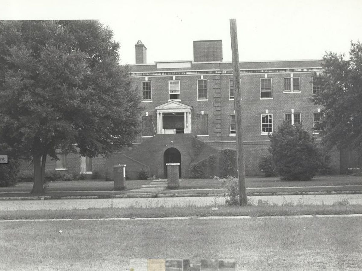 BLACK HISTORY MONTH: Looking back on Wilmington's all-black hospital