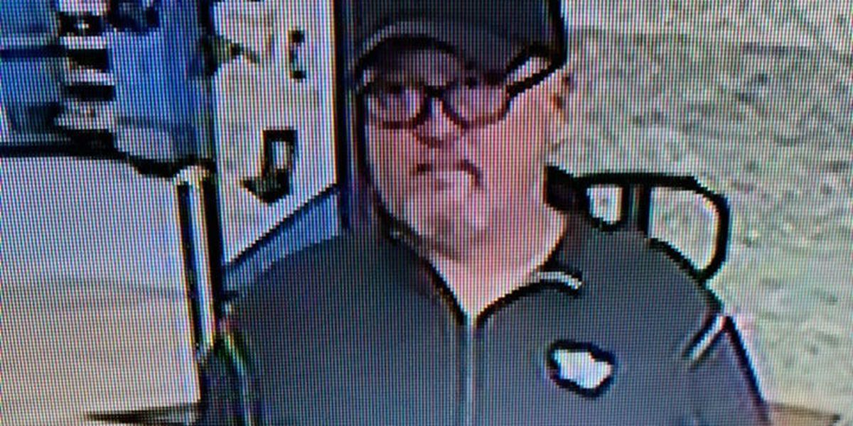 WPD looking for man who allegedly used stolen credit cards