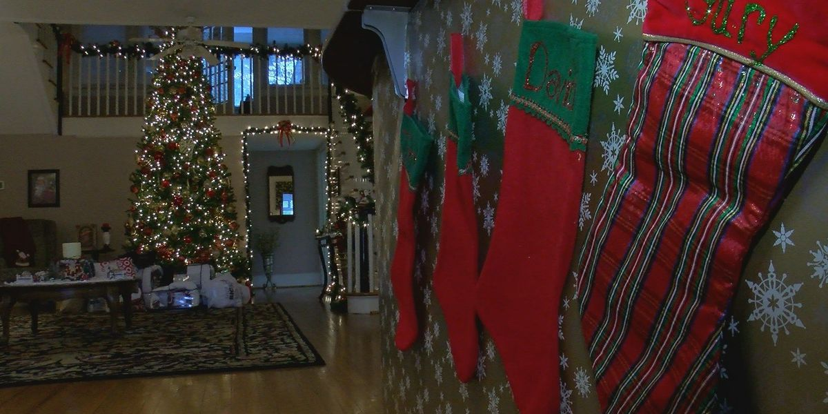 Making Christmas special for children who are victims of abuse and neglect