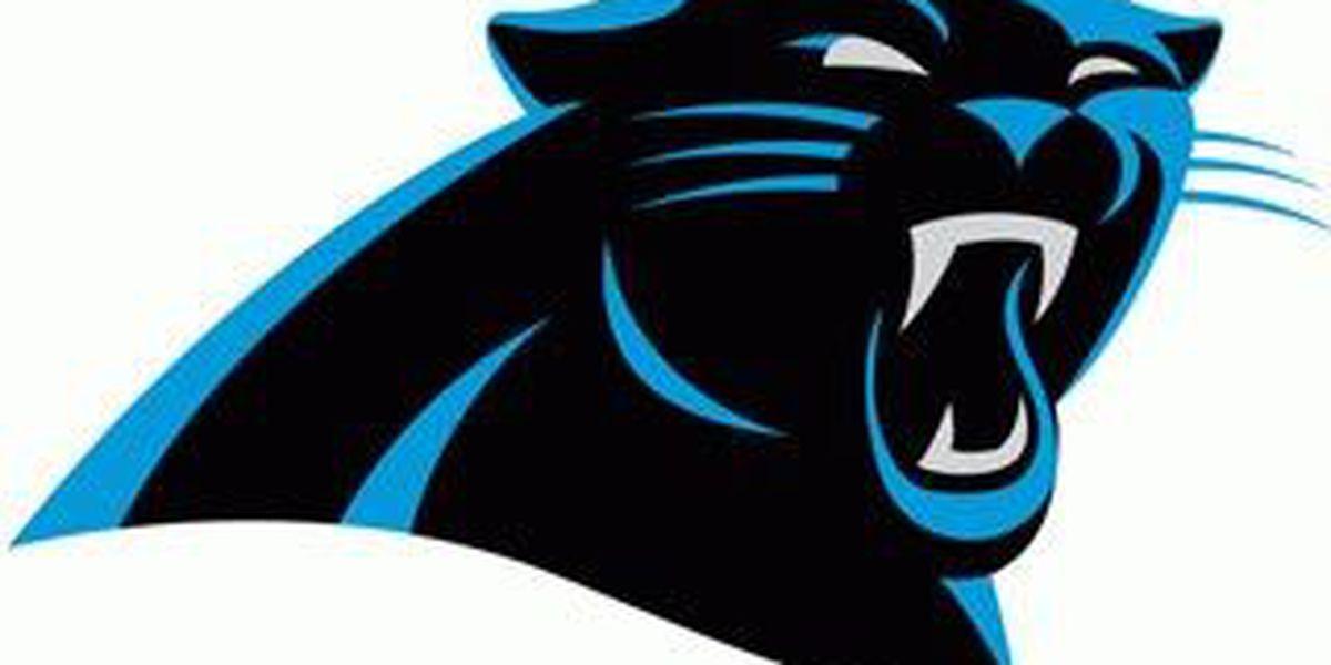 Panthers coach mum on injuries to TE Olsen, RT Williams