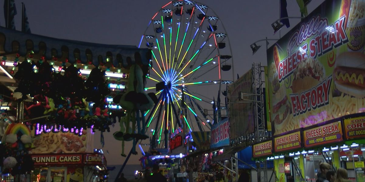 Cape Fear Fair and Expo canceled