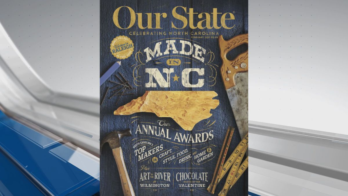 Winners of 'Our State' Made in NC contest include Leland artisan