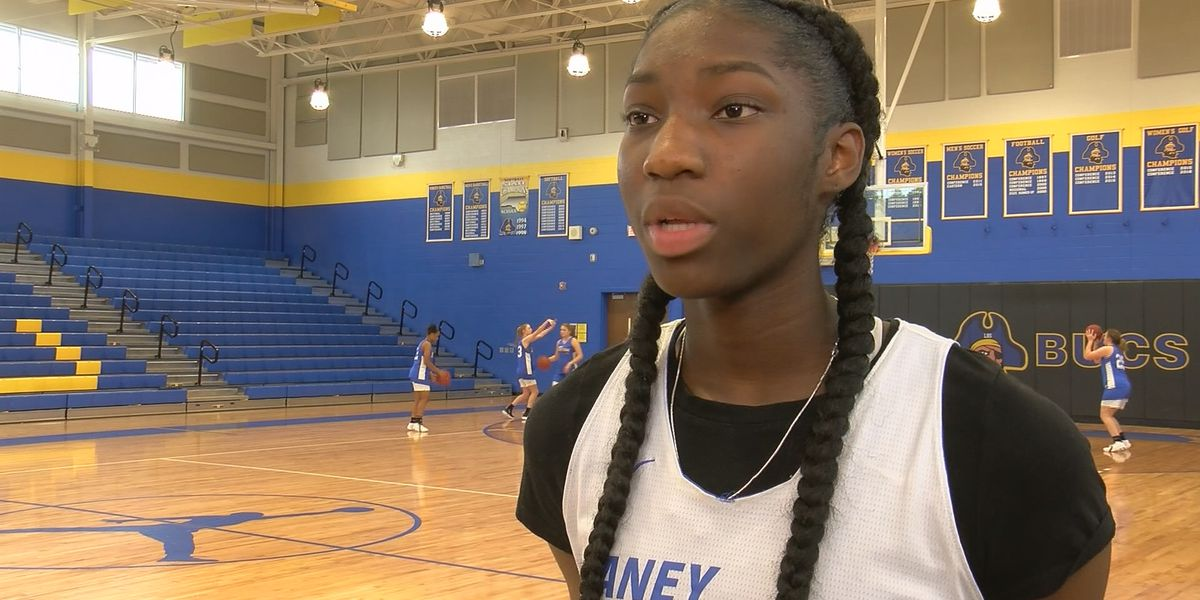 Laney's Saniya Rivers named Gatorade Player of the Year
