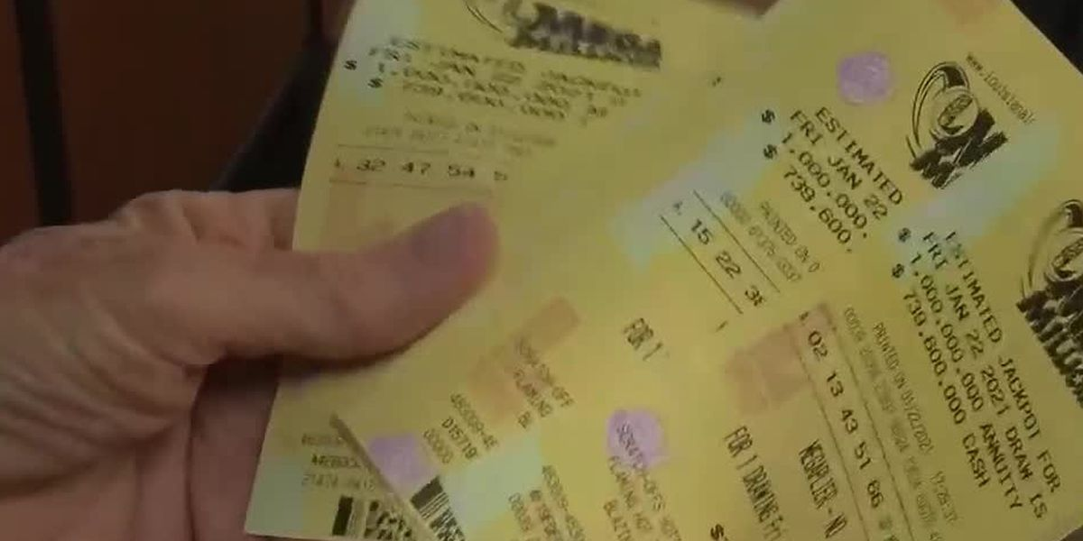$2 million winning Mega Millions ticket sold at Leland convenience store